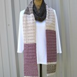 Southern Diamonds Scarf