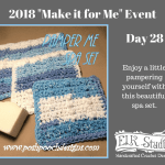 2018 Make it for Me Day 28