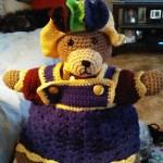 It's not my Grandma's crochet anymore!