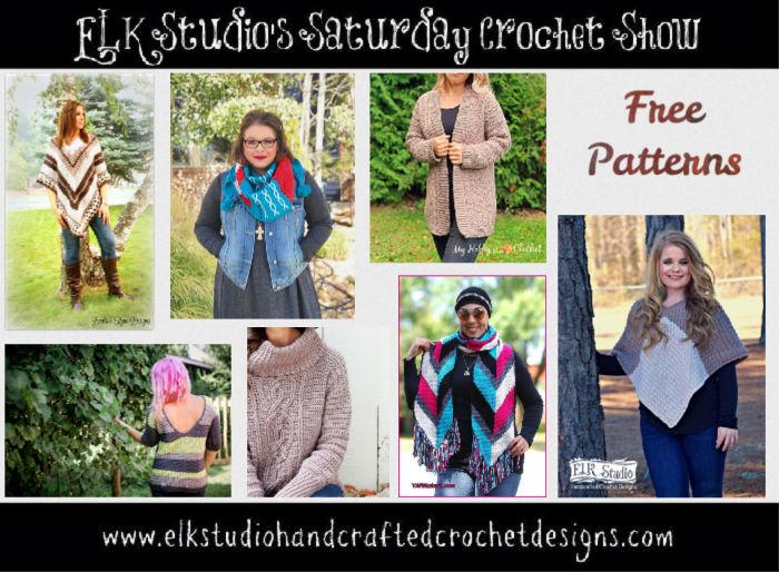ELK Studio Saturday Crochet Show #101