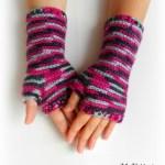 ELK Studio Saturday Crochet Show #103 Bella Brick Crochet Wristers