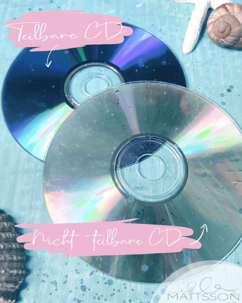 CD basteln schneiden tipps anleitung2