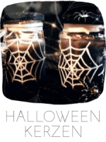 HALLOWEEN diy kerzen party