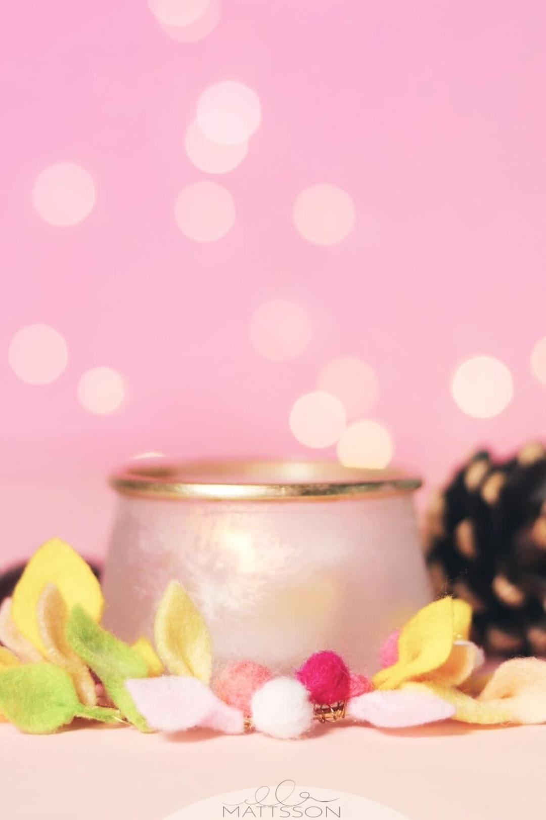 basteln herbst diy filz kerzenkranz (2)