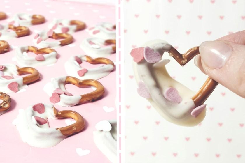 valentinstag diy idee snack geschenkidee