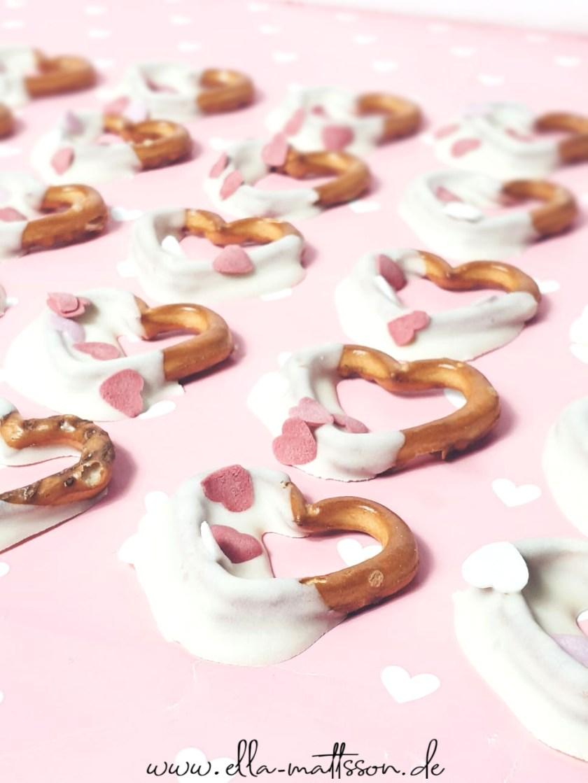 valentinstag geschenk diy idee basteln food snack party