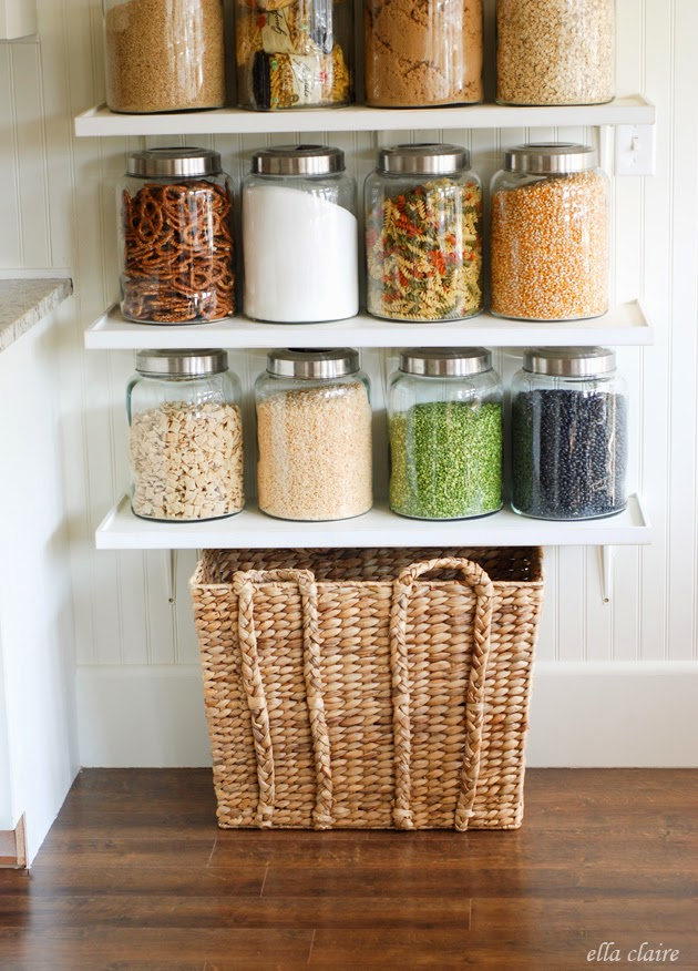 diy country store kitchen