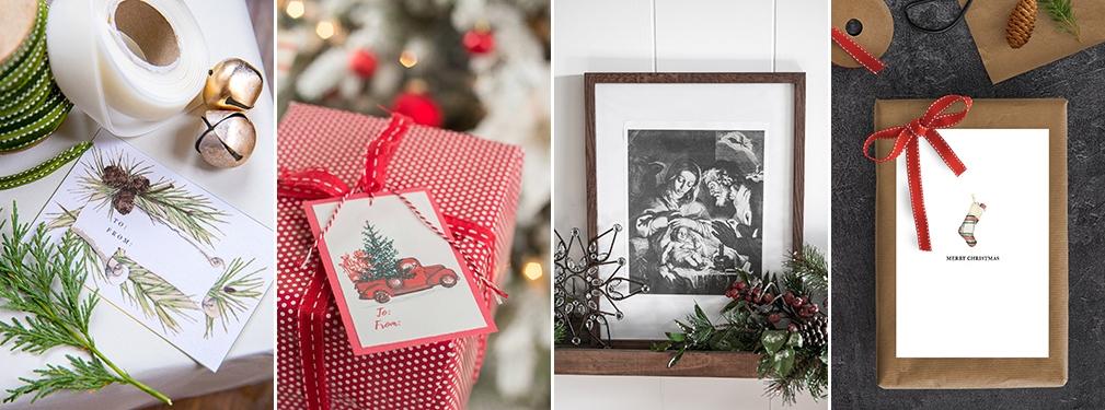 Christmas Printables 1