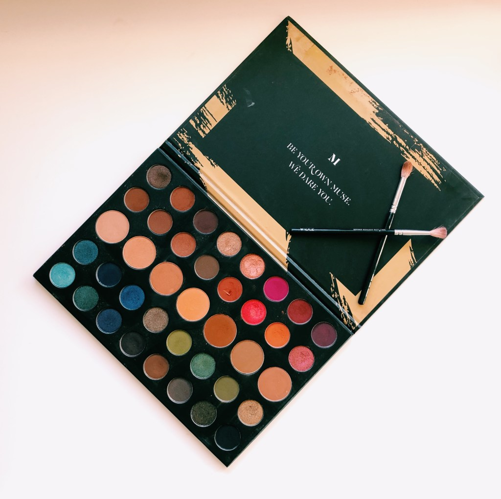 THE MORPHE DARE TO CREATE 39A PALETTE – was it worth it?!