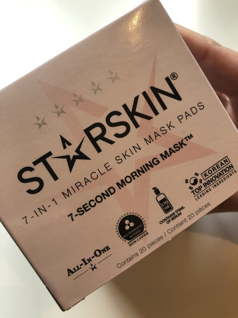 STARSKIN Miracle Skin Pads – First Impressions