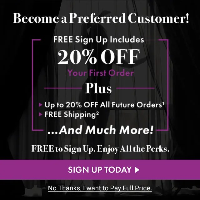 Become an Ella Paradis Preferred Customer