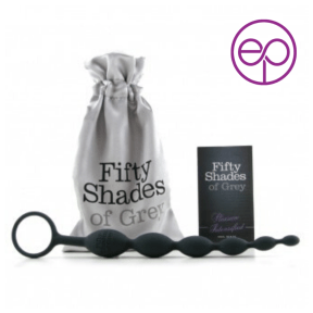 Fifth Shades Pleasure Intensified Anal Beads