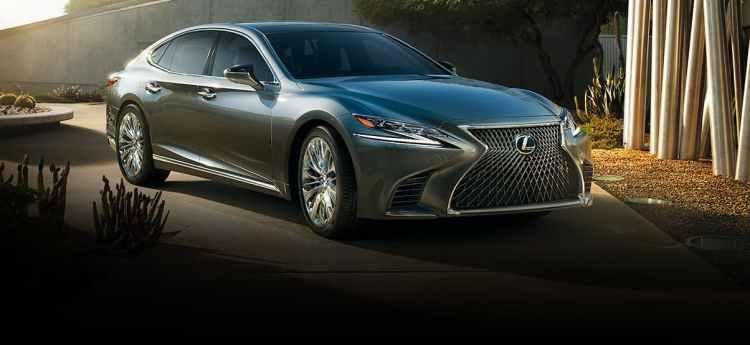 Lexus LS 500h AWD, 2019 – El Latino de Hoy Newspaper de Oregon
