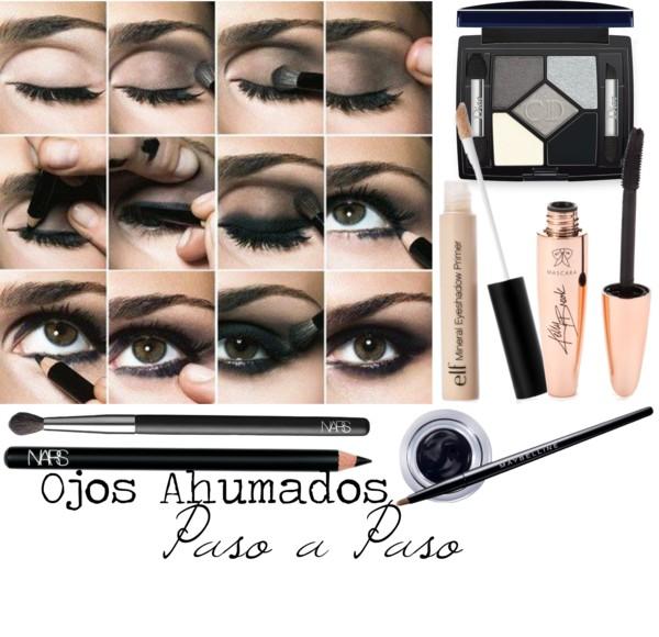 Maquillaje De Ojos Ahumados Paso A Paso Periódico El Latino
