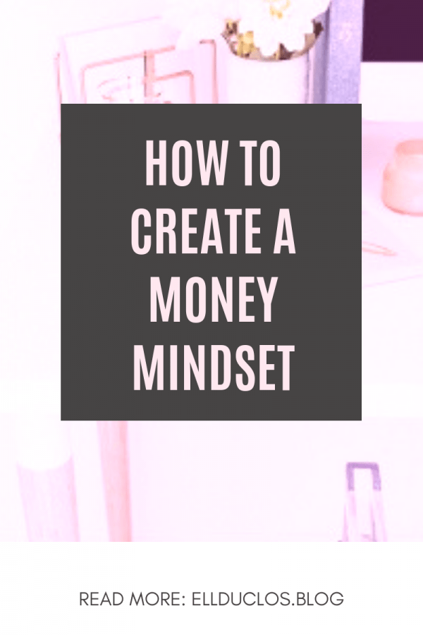 How to create a money mindset as a blogger. Increase your blogging income.