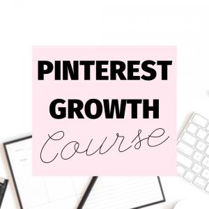 Ell Duclos pinterest growth course