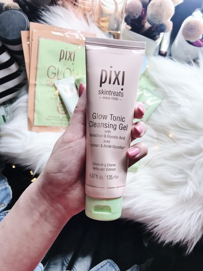 Pixi Glow Tonic Cleansing Gel - Pixi skincare favorites