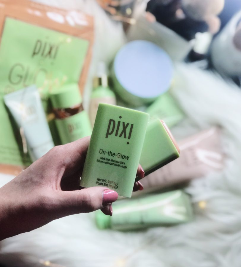 Pixi on the glow stick - My favorite and least favorite skin care product from Pixi