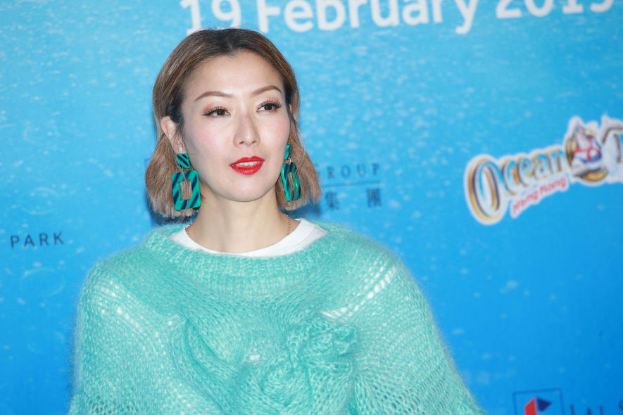 韓國百變天后李貞賢宣佈閃婚!她跟鄭秀文有非一般的關係!