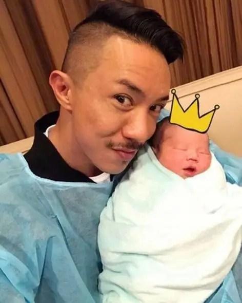 郭富城為女兒取名「Chant」!藝人BB名字原來有玄機   ELLE.com.hk