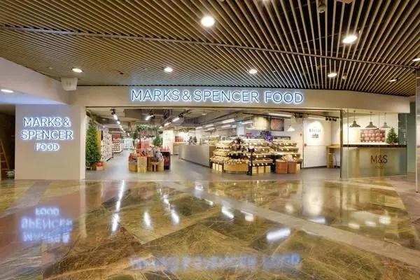 ELLE.com.hk - 全亞洲首間! 熱食Marks & Spencer開幕