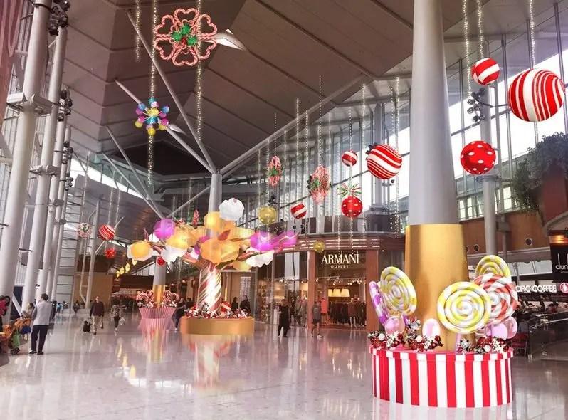 靚景登場!全港16個聖誕燈飾佈置 | ELLE.com.hk
