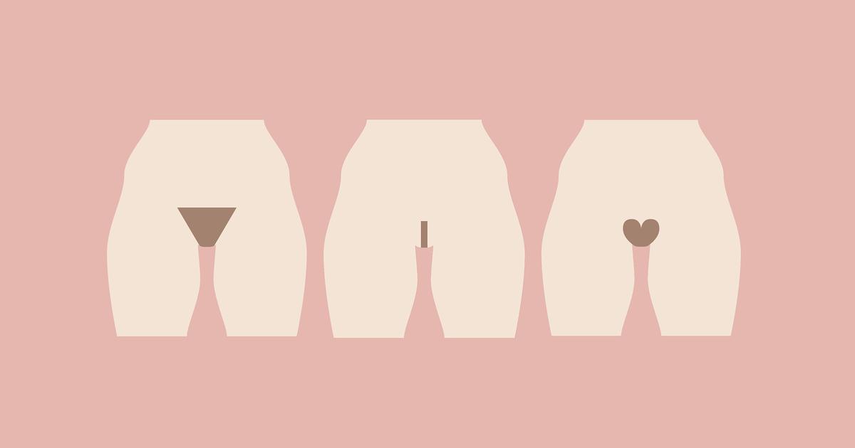 Intimfrisuren Darauf stehen Mnner bei Frauen laut Studie