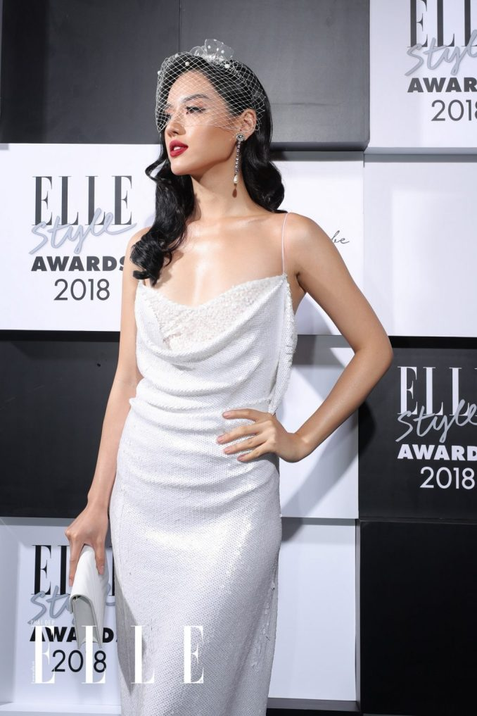 ELLE Style Awards 2018 Khanh Linh The Face