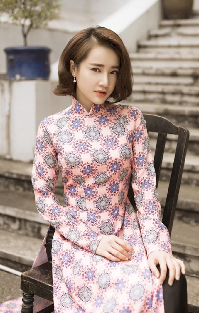 Nha Phuong short hairstyle 2