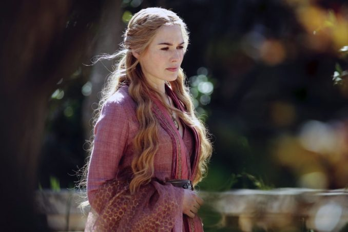 Cersei Hairs (6) Game of Thrones