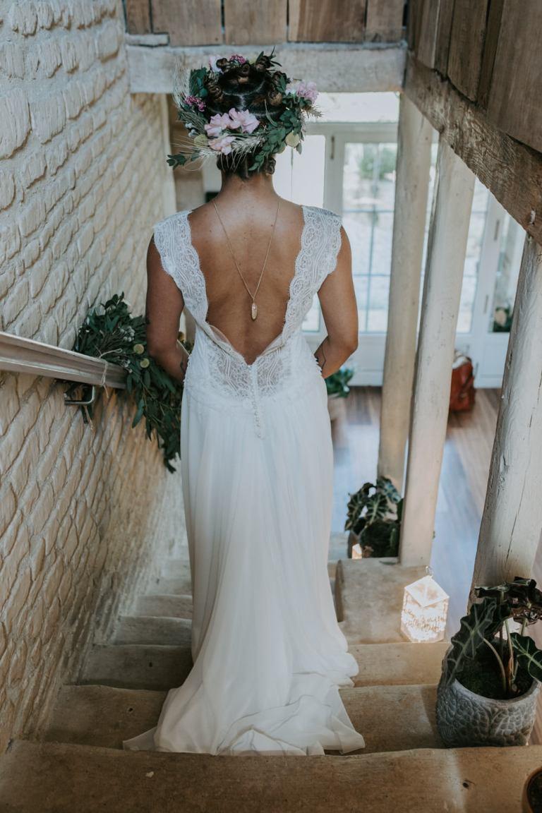 Boutique de robes de mariée Elle a dit Oui by Elsa Gary Caen - 14000 Caen en Normandie - Espace dédié aux mariées modernes et exigeantes