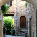 Montefioralle, Tuscany