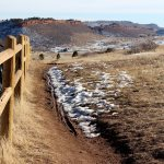 Arthur's Rock: A Winter Hike in Fort Collins