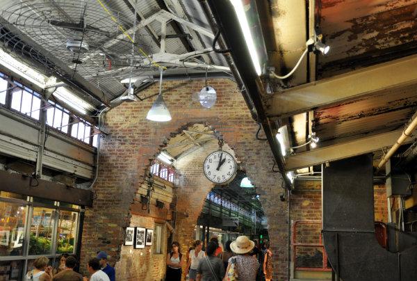 Resultado de imagen de chelsea market new york