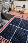 La energía solar ya atrae a particulares