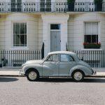 En 1933 ya había un coche que aparcaba casi sólo