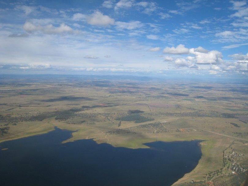Lake Keepit airstrip
