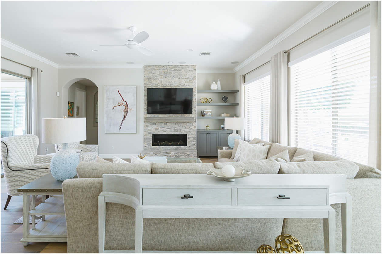 Elle Interiors Interior Design Phoenix Arizona also serving Scottsdale Chandler Gilbert Tempe