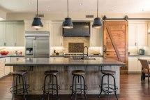 Industrial Farmhouse Kitchen Design