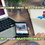 Jeune femme cadre seule cherche emprunt pour investissement locatif