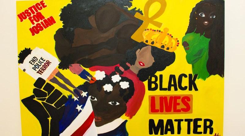Student Showcases Black Culture at HSU