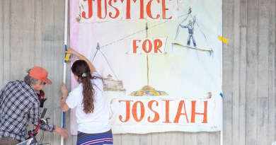 Students Still Pushing for Justice for Josiah