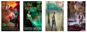 The-Edge-Series-Ilona-Andrews