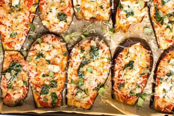Aubergine pizza3