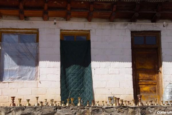 At Dagzha Monastery at Zoige
