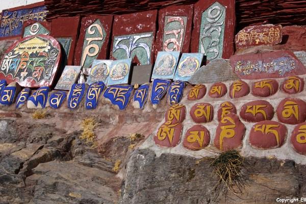 Lhasa, Chakpori Hill