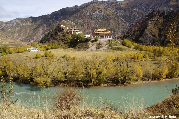 Gaden Monastery