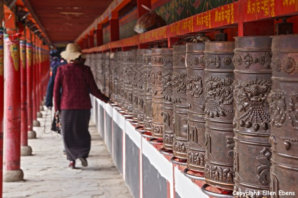 Yushu mani stone field