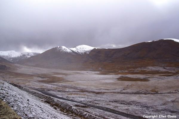 Nangchen landscape pass