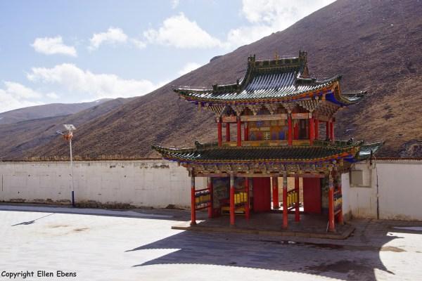 Amdo Ziketan Xinghai Monastery Serdzong